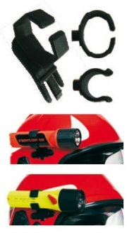 Фото Mount for flashlight for helmet Calisia Vulcan fire FHR