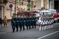 Превью The firemen of Saint-Petersburg celebrated the anniversary of the
