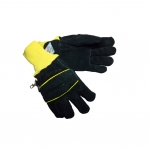 Фото Leather firefighter gloves model Patriot ® Flame Fighter