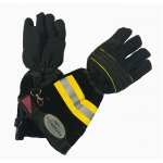 Фото Leather firefighter gloves model Patron® fire